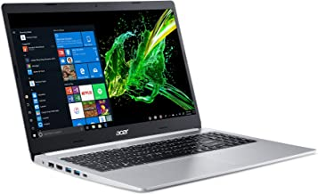 "Acer Aspire 5 Slim Laptop, 15.6"" Full HD IPS Display, 8th Gen Intel Core i3-8145U, 4GB DDR4, 128GB PCIe Nvme SSD, Backlit ..."