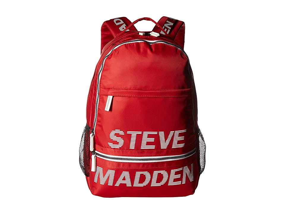 93f85670a8 Steve Madden Bjoss Backpack (Red) Backpack Bags