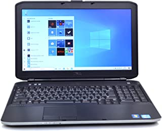 中古ノートパソコン DELL LATITUDE E5530 Core i5 3320M (2.60GHz)