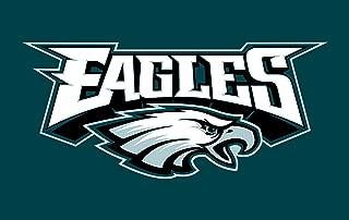 RongJ- store NFL Super Bowl 3-Foot by 5-Foot 3 x 5 Banner Champion Flag (Philadelphia Eagles)