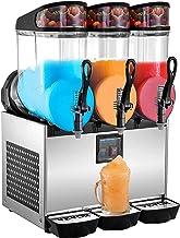 VEVOR Machines A Granités 900 W 12 L* 3, Machines A Granitas utilisation commerciale, pour fabriquer les boissons glacées/...