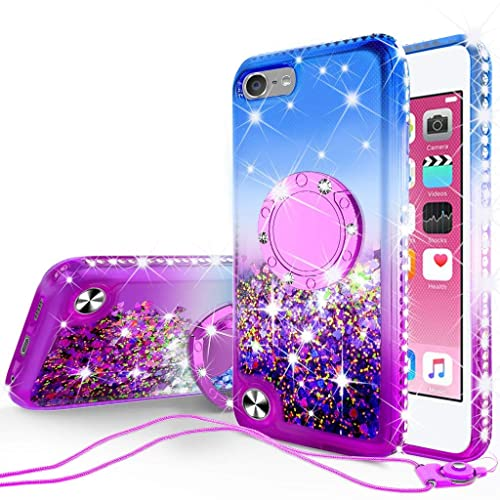 big sale ee9b7 4a6f6 iPod Touch 5 Cases for Girls Sparkle: Amazon.com