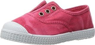 CIENTA 70777-67 21/33 Chaussures Rose Cerise pour Filles en Tissu élastique enfilées 32