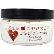 Bee Adored Body Butter, Lily Of The Valley, 7 Fluid Ounce