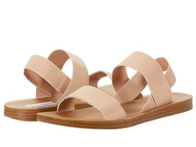 Steve Madden Roma Flat Sandal (Blush) Women