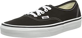 Vans Low Top Authentic Sneakers, Unisex-Adult