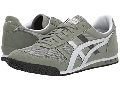 Onitsuka Tiger Ultimate 81(r) (Burnt Olive/Glacier Grey) Classic Shoes