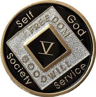 5 year na medallion