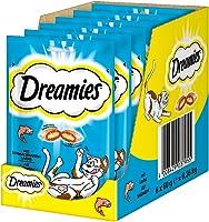 Dreamies Somonlu Kedi Ödül Maması 60 G x 6 Adet (1 Kutu)