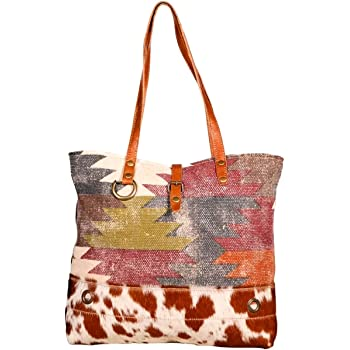 Amazon Com Myra Bags Spring Canvas Rug Leather Hairon Tote Bag S 1952 Shoes Poshmark makes shopping fun, affordable & easy! myra bags spring canvas rug leather hairon tote bag s 1952