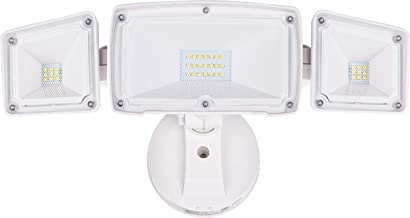 Amico 3500LM LED Security Light, 30W Super Bright Outdoor Flood Light, ETL- Certified,..