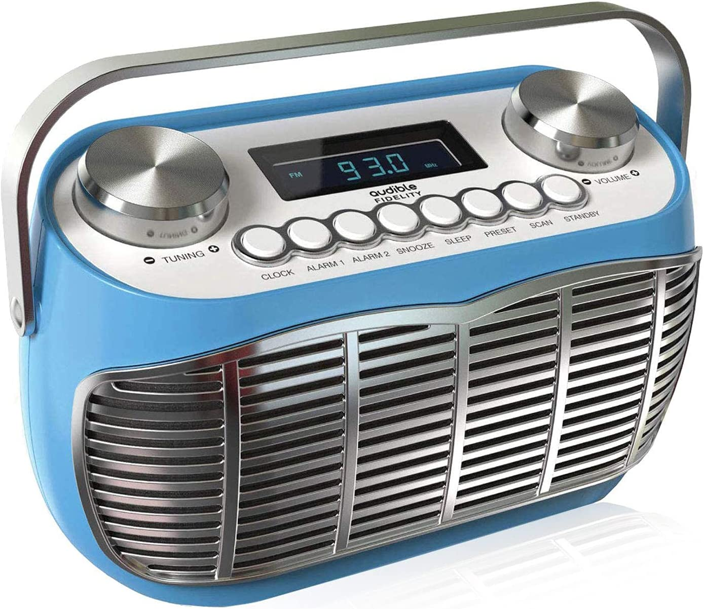 AM FM Portable Radio Max 76% OFF Battery Easy-to-use Operated Powered or Retro Porta AC