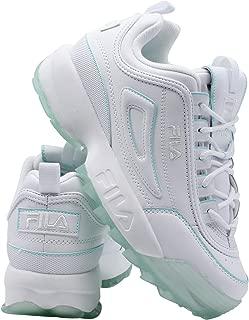 Girls Disruptor Ii Ice Pack Sneaker (Big Kid) - White Blue