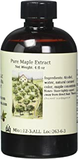 Maple Extract, 4 Fl Oz