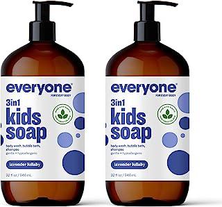 هر 3 عدد صابون برای هر بچه کافی، شامپو ملایم و طبیعی، شستشوی بدن و حمام حباب، لواط لالایی، 2 عدد