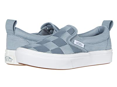 Vans Kids Vans x Autism Awareness Sneaker Collection (Little Kid) (Sensory/Squishy Check (Comfycush Slip-On PT x Austism Awareness)) Kids Shoes
