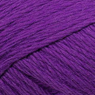 Purple 100/% COTTONhand knitHood Wcowl *ONE-SIZE*