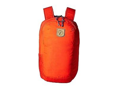 Fjallraven High Coast Trail 20 (Flame Orange) Bags