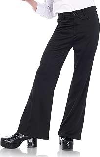 Leg Avenue Men's Bell Bottom Disco 70s Pants
