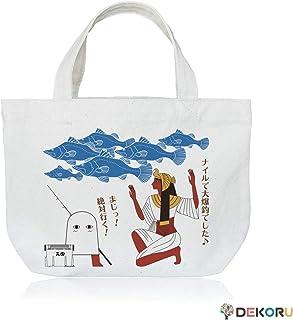 フィッシングトートバッグ エジプト メジェド様など 【 ナイルで大爆釣】 Ssize