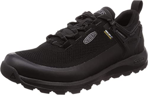 KEEN Citizen Evo WP - Chaussures Homme - Noir Pointures US 9,5   42,5 2019