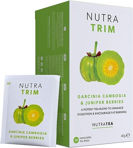 NUTRATRIM - Slimming Tea | Detox Tea for Weight Management