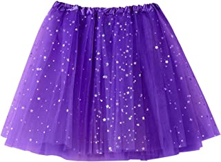 Fashion Womens Pleated Gauze Short Skirt Adult Tutu Dancing Skirt Party Dress
