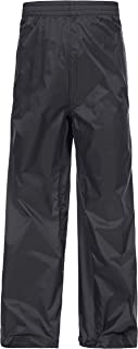 Trespass Kids Qikpac Compact Pack Away Waterproof Trousers with 3 Pocket Openings