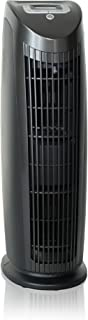 alen - t500 tower air purifier - black