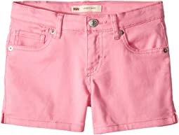 710™ Super Skinny Fit Soft Brushed Shorty Shorts (Big Kids)