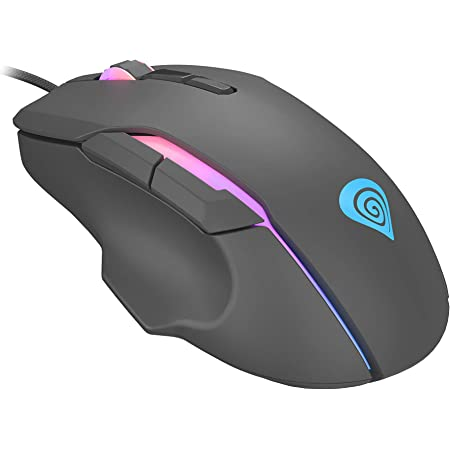 Genesis Xenon 220 Rgb Gaming Mouse With Programmable Computers Accessories
