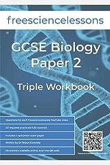 Freesciencelessons GCSE Biology Paper 2: Triple Workbook (Freesciencelessons GCSE Triple Science) Paperback