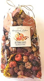 Homestead Studios - Autumn Leaves - Tantalizing Autumn Scent - Perfect for Fall or Autumn, But Smells Good Enough to Use All Year Round