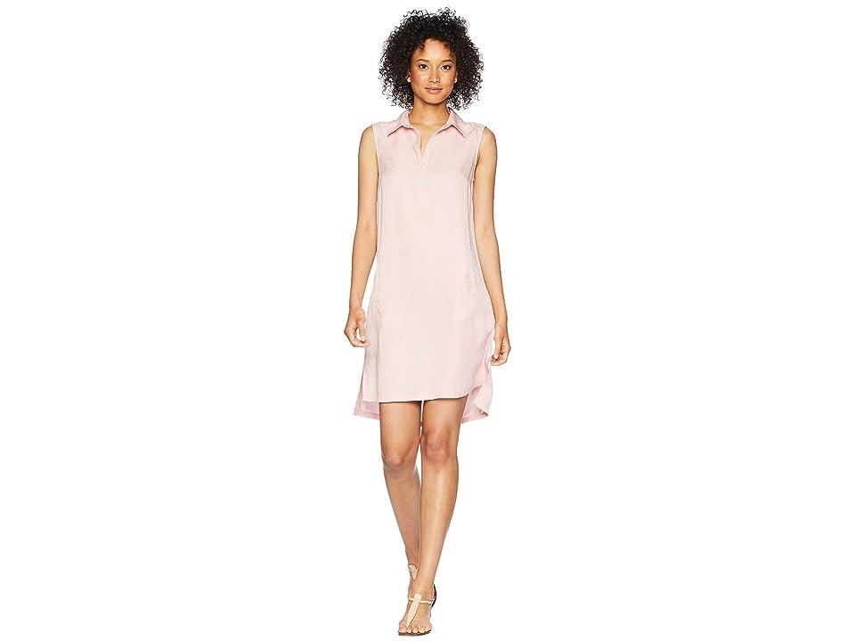 Pendleton Simple Sleeveless Shirtdress (Zephyr) Women