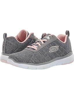 Women's SKECHERS Gray Shoes + FREE