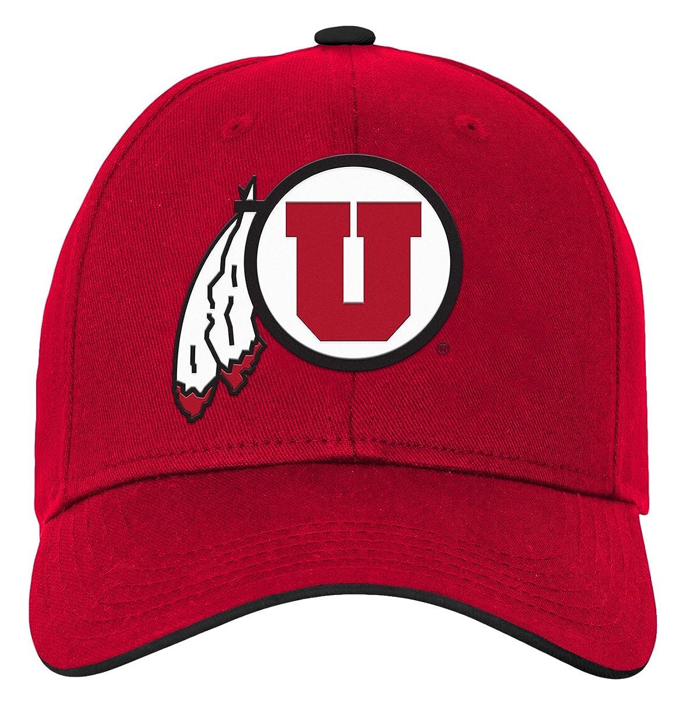 Outerstuff NCAA Teen-Boys NCAA Kids & Youth Boys Basic Structured Adjustable Hat