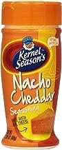 Kernel Season's Popcorn Seasoning Nacho Cheddar, 2.85 Ounce (Pack of 6)