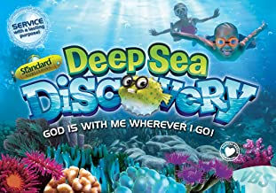 Deep Sea Discovery VBS 2016 Kit (Vacation Bible School (VBS) 2016: Deep Sea Discovery God Is with Me Wherever I G)
