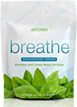 doterra breathe throat drops
