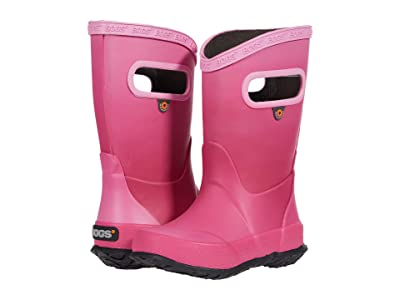 Bogs Kids Rain Boots Ombre (Toddler/Little Kid/Big Kid) (Hot Pink Multi) Kids Shoes