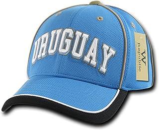 W Republic The Tournament - Gorra, diseño de Uruguay