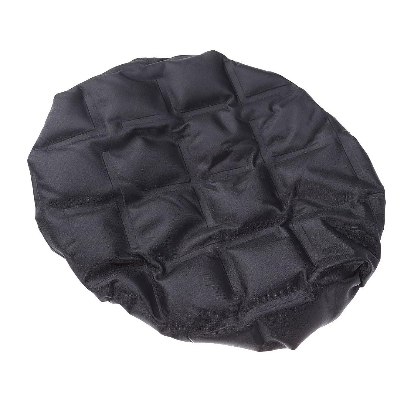 コジオスコ登場改修するBeaupretty 熱いヘアスタイリングキャップ熱治療サーマルスパヘアスチーマージェルキャップのためのディープコンディショニングヘアサーマルヒートキャップ