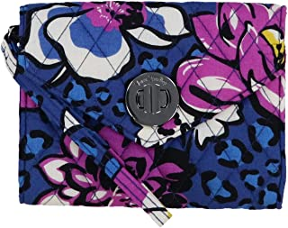 Vera Bradley Your Turn Smartphone Wristlet (One Size, African Violet)