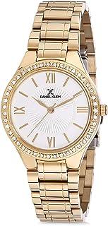 DANIEL KLEIN Premium Alloy Case Stainless Steel Band Ladies Wrist Watch - DK.1.12407-5