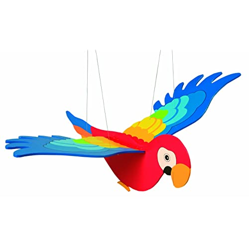 Goki 2040825 Animal Volant Perroquet