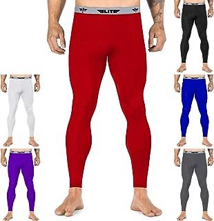 Workout Standard MMA BJJ Spats Base Layer Compression Pants Tights