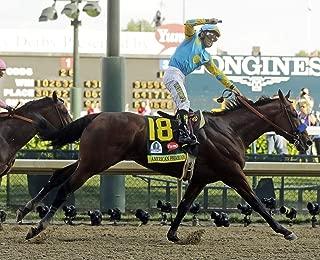 American Pharaoh 2015 Kentucky Derby Winner 11 x 14 Canon Film Photo