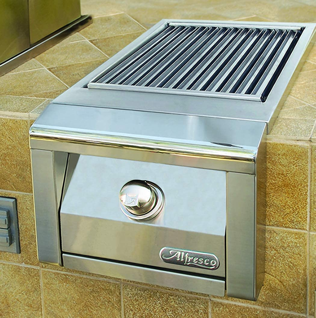 Alfresco SearZone Side Burner Genuine Free Shipping Selling for Grill AXESZ-NG Built-in Nat