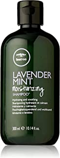 Paul Mitchell Tea Tree Lavender Mint Moisturizing Shampoo for Unisex, 10.14 oz, 304.2 ml