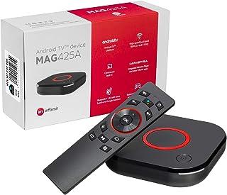 mag 425A Infomir & HB-DIGITAL 4K IPTV Set Top Box